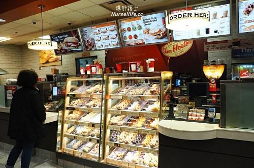 Tim Hortons 來加拿大必吃的國民品牌速食店