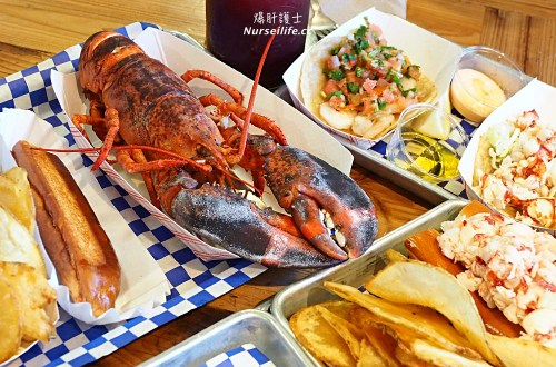 美國、加州|舊金山排隊龍蝦專賣店 New England Lobster Market & Eatery