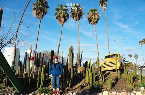 穿越加州到拉斯維加斯15號公路的沙漠之旅