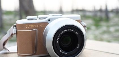 Olympus PEN E-PL9+25mm F1.8 .3.5軸機身防震搭配4K錄影的旅行新寵兒
