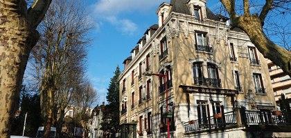 法國、卡奧爾|終點酒店 Hôtel Terminus.百年飯店初體驗來自一個美好的錯誤