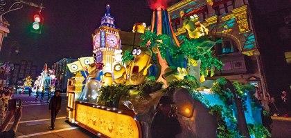 日本環球影城:遊樂設施好玩、夜間遊行精彩好看,還推出購物券讓你買好買滿!