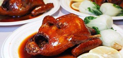 澳門佛笑樓 百年菜館.乳鴿、牛茶、舒芙蕾遠近馳名值得一嘗