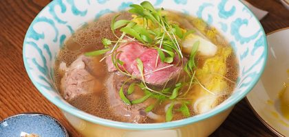 Gubami|樂沐新品牌 每天限量20碗的和牛牛肉麵