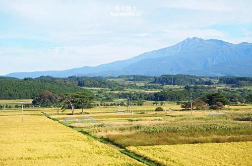 秋田|象潟九十九島.稻田版的松島絕景