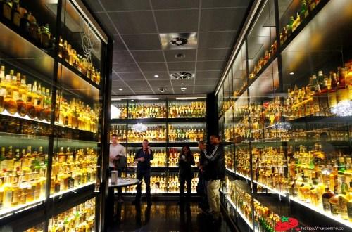 英國|蘇格蘭威士忌體驗博物館.跟著導覽小鮮肉一同品味五大產區威士忌
