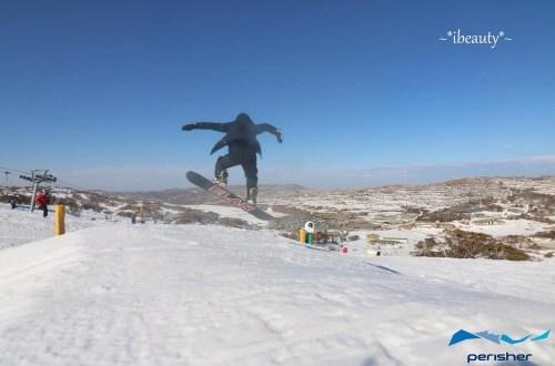 澳洲|南半球最大滑雪勝地! Perisher Ski Resort 藍派瑞雪滑雪場