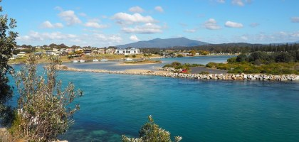澳洲|Narooma: 一個被命名為清澈湛藍海水的南方小鎮