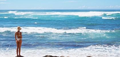 夏威夷 Laniakea Beach 海龜海灘