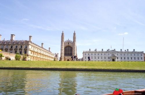 英國|劍橋大學.一覽徐志摩的再別康橋美景
