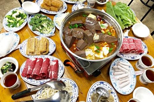 藍記麻辣鍋.享受一種在家跟媽媽吃飯的感覺