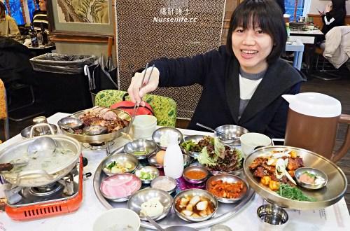釜山、西面站|조옥당 부산점﹒比萬巒豬腳還好吃的原味和辣味豬腳雙拼