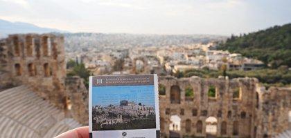 希臘|雅典衛城 Acropolis of Athens 帕德嫩神殿.雅典娜我來了!