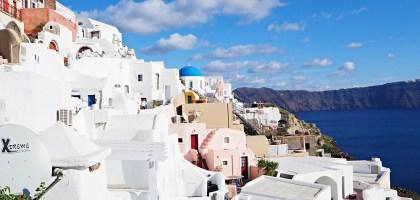 希臘自助旅遊玩八天,衝聖托里尼、Meteora、斯巴達四萬搞定!