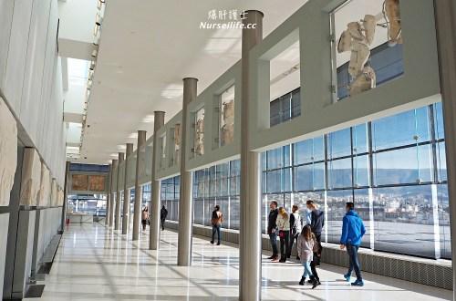 雅典衛城博物館Acropolis Museum.衛城歷史的拼圖