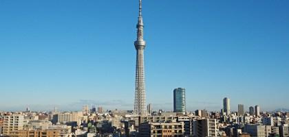 東京住宿 東武Levant酒店.看著晴空塔入眠也是一種幸福