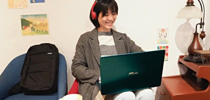 ASUS VivoBook S15時尚多彩筆電.選對好工具讓工作更有效率