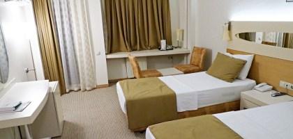 土耳其|萊克斯河溫泉酒店 (Lycus River Thermal Hotel)