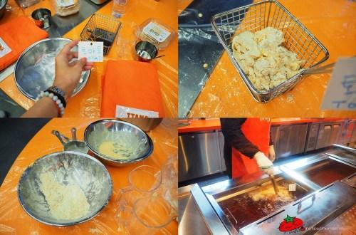 大邱|原來韓式炸雞這麼簡單連小朋友都會炸!땅땅치킨(噹噹/蕩蕩炸雞)體驗館