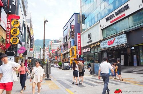 釜山|天使飯店 Angle Hotel.西面站商圈內不到一千的超方便住宿!