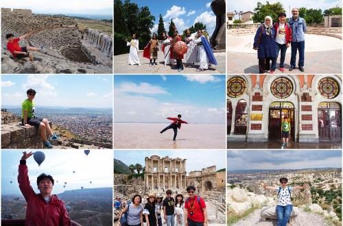【爆肝限定團】土耳其橫跨歐亞十日瘋狂敗家之旅