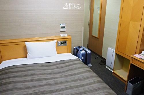 福島住宿 Hotel Route Inn 新白河東站有溫泉免費咖啡的商務旅館