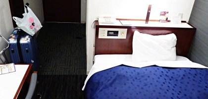 名古屋住宿 名鐵Inn 名古屋站前飯店.鄰近JR站還有提供濃湯的方便住宿
