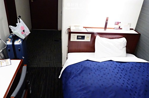 名古屋住宿|名鐵Inn 名古屋站前飯店.鄰近JR站還有提供濃湯的方便住宿