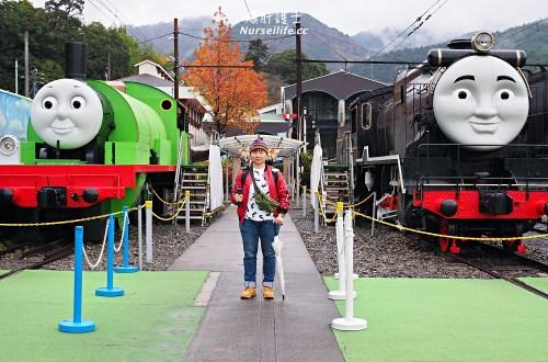 靜岡|大井川鐵道Thomas蒸氣火車之旅