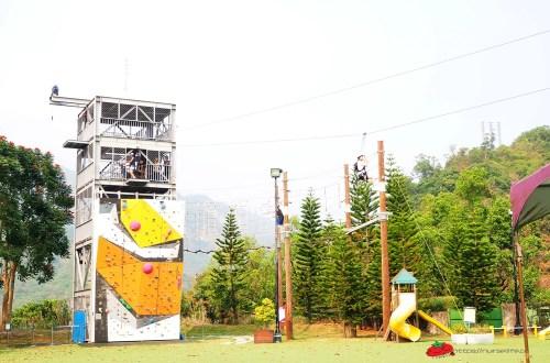 台南|曾文水庫內的冒險飯店,趣淘漫旅多樣設施簡直體能大挑戰!
