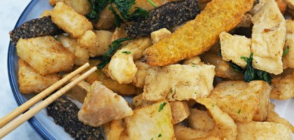 天母美食小吃|金傳統鹹酥雞.減醣殺手的30年老店