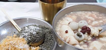 迎冬至、鬧元宵|天母及台北各地區的甜湯圓、鹹湯圓、燒麻糬、炸湯圓
