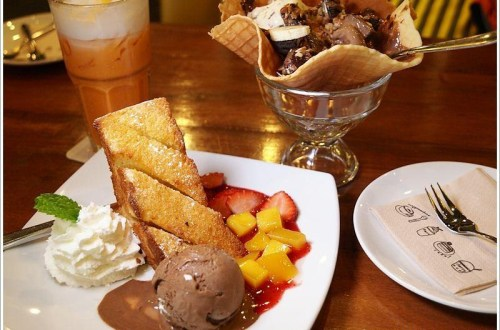 【泰國曼谷】iberry 泰國必吃的人氣甜點店