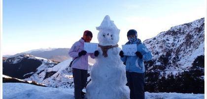 【南投】合歡山賞雪趣