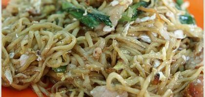 【沙巴 亞庇】按摩百貨華麗山廣場及美味的斗亞蘭麵