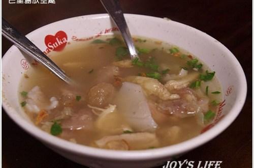 【巴里島】 NASI SOTO巷子內超美味的牛雜湯