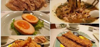 【台北中山】品味杭州菜,亞都天香樓。