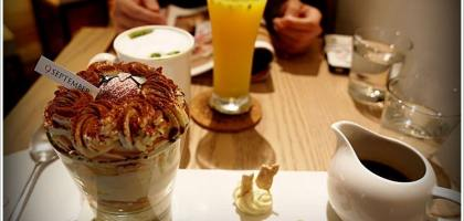 【台北大安】有自製美味甜點的咖啡館,九月咖啡。