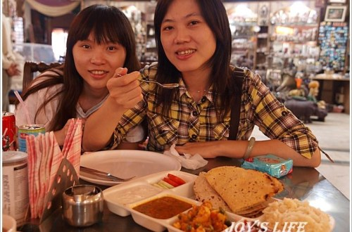 【印度】NEW MAHARAJA MOTEL 公路休息站餐廳