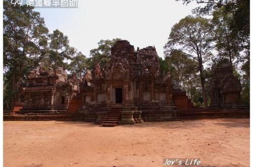 【Angkor】Chao Say Tevoda 周薩神廟