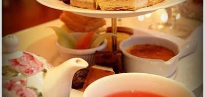 【台北松山】來份公主般的下午茶吧,維多利亞花園。已結束營業