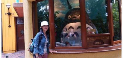 【東京】三鶯の森ジブリ美術館