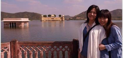 【印度】Jal Mahal水上宮殿