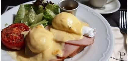 【台北內湖 早午餐】法式早午餐PAUL @捷運西湖站7分鐘