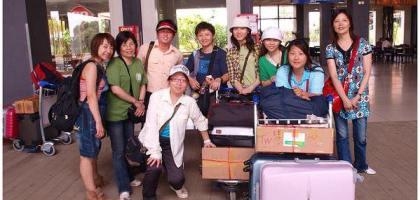 柬埔寨→越南→台北
