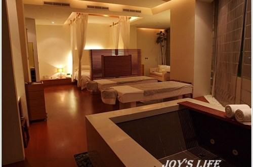 【宜蘭】來趟溫泉SPA放鬆之旅吧!!,晶英酒店沐蘭SPA套房。