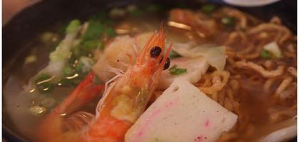 【台南中西】小豆豆鍋燒意麵