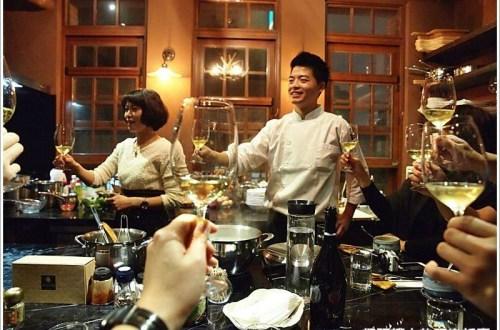福來許私廚 延續大稻埕私人招待所文化 小確幸的聚會場所
