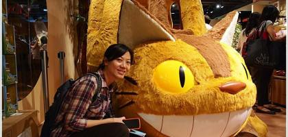 【香港 尖沙咀】龍貓也來香港了,定力不夠的人千萬別來!
