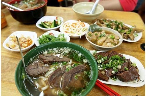 【台北中山 牛肉麵】值得一吃的排隊宵夜 林東芳牛肉麵